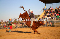 Real Deal Action Rodeo August 2014 at Hawkesbury Showground